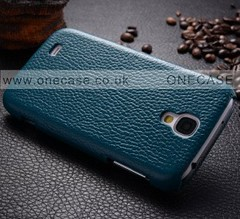 Blue Leather Flip Case For SAMSUNG GALAXY S4 I9500 (merinfia) Tags: blue leather for samsung case galaxy flip s4 i9500