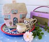 "English Cottage Tea Cosy • <a style=""font-size:0.8em;"" href=""https://www.flickr.com/photos/29905958@N04/9211167620/"" target=""_blank"">View on Flickr</a>"
