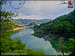 16  -  | 16th Of Tishreen Lake - Lattakia (Young syrian's Lens -   ) Tags: trees sky nature water clouds landscape ngc syria  lattakia