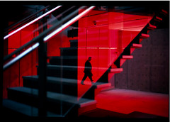 Red Stairs (irq506) Tags: