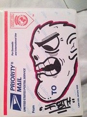 photo (23) (¡Tooth!) Tags: graffiti sticker tag slap trade trades slaptag