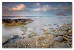 Baladrar (EXPLORER) 21-07-2013 (natalia martinez) Tags: azul mar rocas benisa nataliamartinez