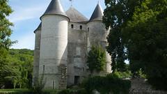 Vernon - Les tourelles (jeanlouisallix) Tags: france fort normandie vernon haute eure moyen âge tourelles chteau