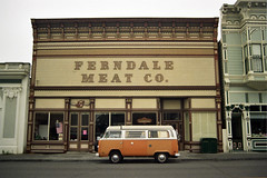 Day 2: Ferndale, California (spieri_sf) Tags: vacation film nikonfg20