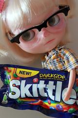 149-365 Skittles...the darkside.