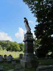 Oak Grove Cemetery (haldechick) Tags: genealogy haldeman oakgrovecemetery morgantownwestvirginia 081613