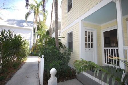 Touch Of Paradise 2 Bedroom Truman Annex Rental Key West Vacation Center Key West Vacation