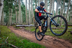 Lift (regularjoe) Tags: trek utah moab aspens remedy singletrack thewholeenchilada burropass