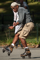 roller dancing (dansshots) Tags: nyc newyorkcity ny newyork centralpark sigma d3 centralparknyc sigma300800mm nikond3 dansshots
