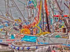 Carlynn's Crew getting the Seiner ready (gillfoto) Tags: alaska seine juneau hdr commercialfishing seiner seineboat commercialfishingboat alaskacommercialfishing commercialfishingboats alaskacommercialfishingfleeet steelseiner