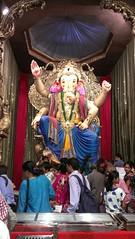 Ganesh Galli 2013 (Chirag Sagar - Indian Rail Road) Tags: lord ganesh mumbai cha galli raja 2013 flickrandroidapp:filter=none