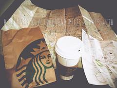 Project 365: Day 61 (AsierMendizabal) Tags: coffee step starbucks te tao ching laotzu joirney