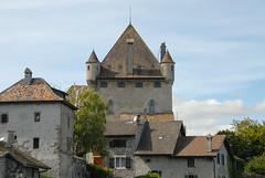 Switzerland Sept 2013 321 Histotic town of Yvoire (jswilkinson) Tags: switzerland yvoire 2013 september2013