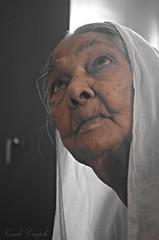 (Waiting to meet almighty ) (Ami VONDo) Tags: old lady nikon aged bangladesh mehrab saifuzzaman d5100