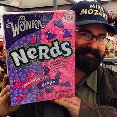Giant Box of Wonka Nerds! 20 Bucks at Kohl's with Mike Mozart (JeepersMedia) Tags: christmas giant beard candy box nerds huge kohls youtube 2013 jeepersmedia mikemozart kolhs thetoychannel