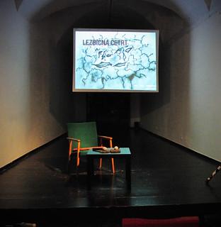 Literarni video večer lezbičnih avtoric
