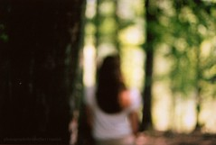 (Heather Floccari) Tags: film girl 35mm photography spring pretty bokeh