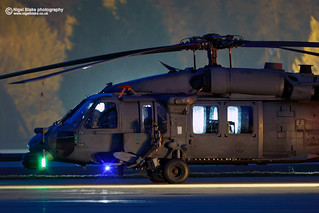 HH-60G Pave Hawk at RAF Lakenheath