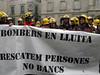 (tostoneone) Tags: bcn lluita bombers 2014 g9 polítics retallades tostoneone
