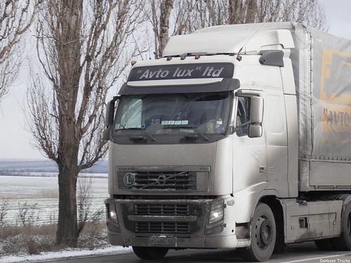 Volvo Fh 'Auto+Ltd' (UA)