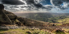 The Roaches View (Philip R Jones) Tags: view staffordshire hdr staffs theroaches 3xp hdrsky mygearandme