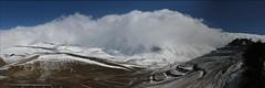Pi di Vallone Castelluccio di Norcia (Escursionista53) Tags: italy italia nuvole neve umbria panorami passeggiate sibillini montisibillini castellucciodinorcia lenticchia piangrande pianpiccolo panoramiumbri parcodeimontisibillini panoramitaliani unbriapanorami
