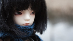 Tant que le loup n'y est pas. (alexirrho) Tags: school forest ball asian dc doll leo body muse bjd bella oma chateau rosette rsd jointed somm hybridation ttya