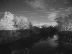 Nightime On the Potomac River