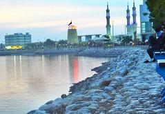 #rak  #photo #photography #photographer #sea #blue  #bueaty #bueatiful #uae #United_Arab_emarits #p66memo #fantastic #colorful #white #comfortable #relax #set #sun_set (p66memo) Tags: blue sunset sea white set comfortable relax photography photo fantastic colorful photographer uae rak bueatiful bueaty unitedarabemarits flickrandroidapp:filter=none p66memo