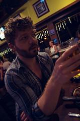 Introductions (joshmonk) Tags: trip vacation people usa man guy me bar night hawaii spring nikon unitedstates wideangle tokina josh indoors drinks northamerica ultrawide f28 2014 1116 atxpro 1116mm dxii d7000