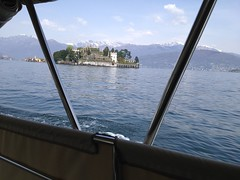 Isola Bella a bordo di Lake Tours