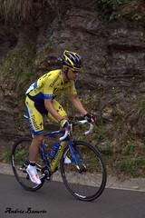 Sergio Paulinho (andresbasurto) Tags: ciclismo ciclista deporte corredor gipuzkoa eibar arrate sergiopaulinho andresbasurto vueltapaisvasco2014 aupasdeibar