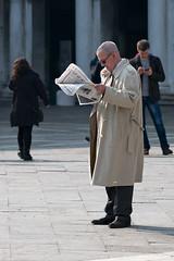 gazzetta II (Dirk P.) Tags: venice venedig gazetta fujixe1 teleelmar13540