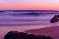 Cala de Conil al atardecer - 5 - Con filtro DN (cives-expat) Tags: españa playa curso experimentos filtros conildelafrontera