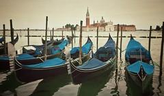 In Venice (Randy Durrum) Tags: ocean blue venice italy church water boats canal san europe mediterranean eu samsung grand gondola maggiore giorgio gondolas durrum leuropepittoresque snapseed flickrandroidapp:filter=none