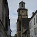 Clocher (1520), église Saint Vincent, Nay, Béarn, Pyrénées-Atlantiques, Aquitaine, France.