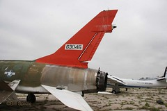 "QF-100D Super Sabre 8 • <a style=""font-size:0.8em;"" href=""http://www.flickr.com/photos/81723459@N04/19171709994/"" target=""_blank"">View on Flickr</a>"