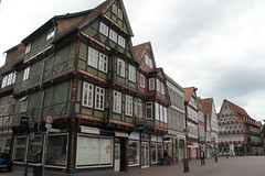 Celle, Germany, June 2015