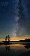 Still of the Night (mikeSF_) Tags: california longexposure lake reflection water night forest stars landscape star stanislaus pentax arnold alpine galaxy patterson bearvalley limited starry constellation k5 milkyway lakealpine fa31 ogps1 astrotracer mikeoriaphotography wwwmikeoriacom
