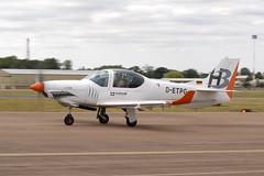 G-120, D-ETPG (Jaapio) Tags: fairford riat grob g120 egva
