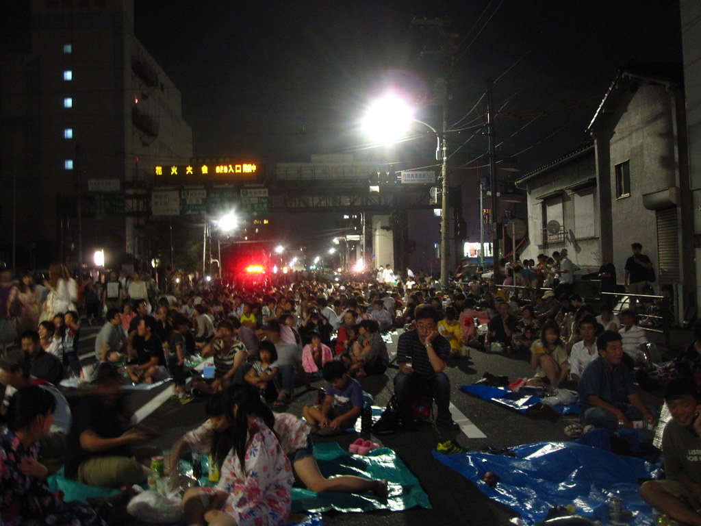 firework in Japan3