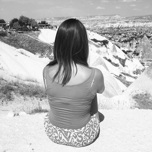 Verso l'infinito ed oltre #love #turchia #tour #cappadocia