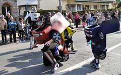 Hondarribiko Inauteriak 2017. Desfilea