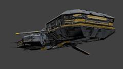 tombs_04 (Sastrei87) Tags: homeworld desertsofkharak wreck salvage space ship