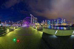 IMGP6893-pano-2-1 (jenkwang) Tags: pentax k1 samyang 1428 14mm f28 pano cityscape marina bay helix bridge landscape