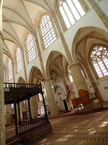 Gazimagusa - Lal Mustafa Pasa mosque interior (4)