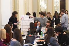 #BusinessEthics (LUISS Business School) Tags: etica ethics responsibility responsabilità business luiss school laboratorio laborathory creatività creativity