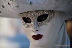 IMG_1310 Carnevale Di Venezia  2017 (marinbiker 1961) Tags: carnevaledivenezia2017 italy venice outdoors costume redlips eyes hat blue