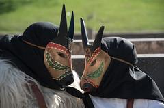 Ottana children carnival (heinz homatsch) Tags: carnival ottana children masks barbagia italy