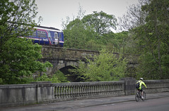 May 19th ride 3 (route9autos.co.uk) Tags: park station scotland cow glasgow southside tenement pollok pollokshaws